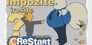 Ultimele zile pentru înscrierea de proiecte online - ReStart Romania