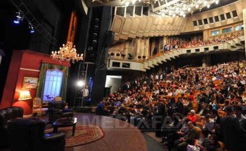Sală Mică a TNB va fi inaugurată de un spectacol de Alexandru Dabija