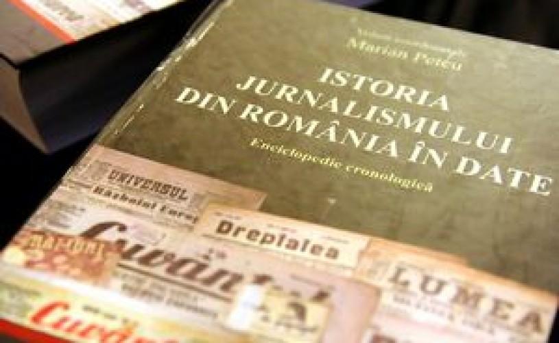 Istoria jurnalismului din România in date lansata la Palatul Sutu