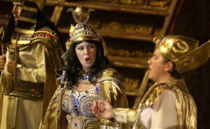 """Opera din Madrid anticipeaza bicentenarul nasterii lui Verdi cu o viziune lumeasca si orwelliana a """"Macbeth"""""""