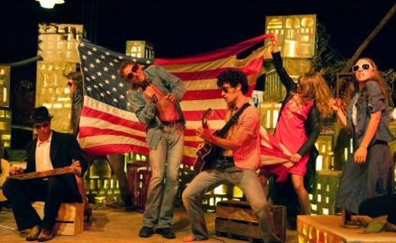 """Spectacol """"I AM AMERICA"""" la Odeon"""