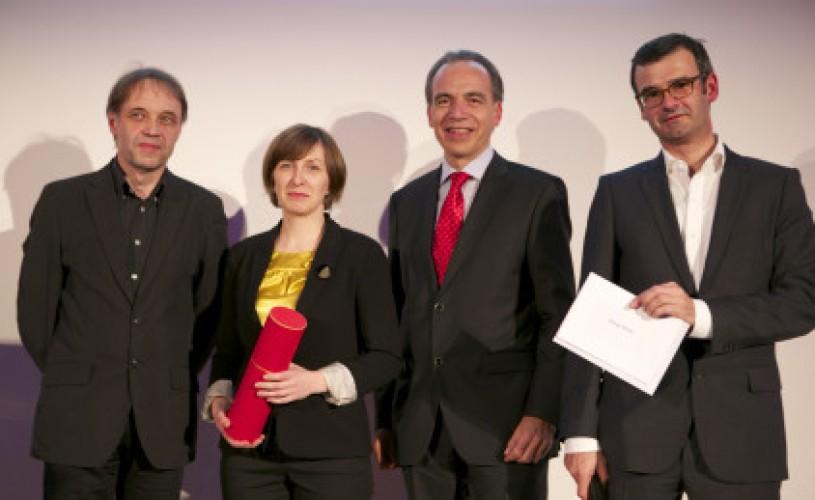 Premiul Henkel pentru Artă merge pentru prima oară în Estonia: Marge Monko este marea câştigătoare