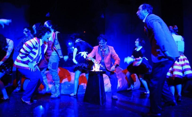 Programul Teatrului Metropolis