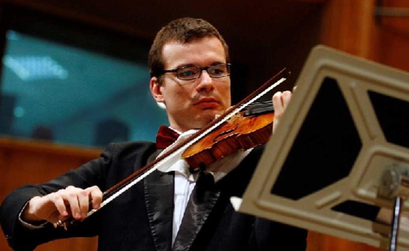 Alexandru Tomescu, în concert sub bagheta lui Gerd Schaller, pe 16 noiembrie, la Sala Radio