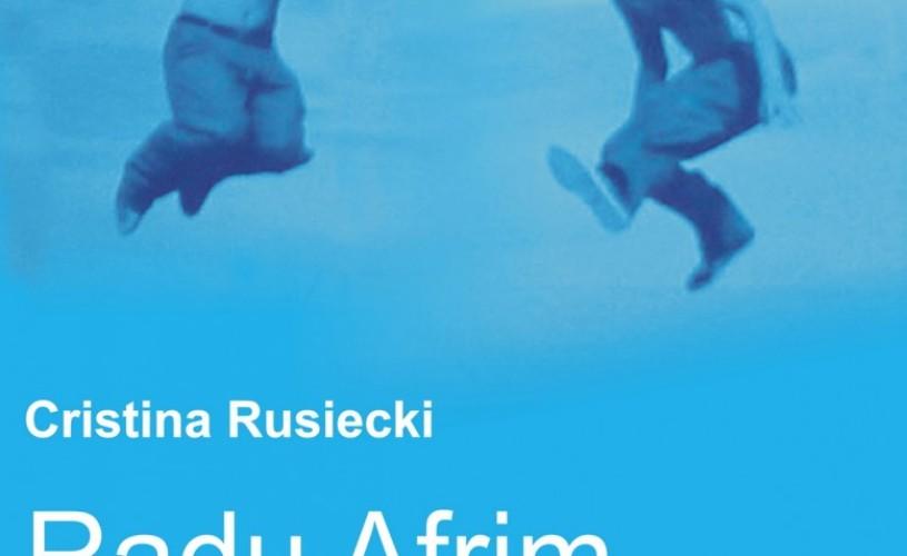 """Lansare de carte """"Radu Afrim.Țesuturile fragilității"""" de Cristina Rusiecki, duminică, în Foaierul Teatrului Odeon"""