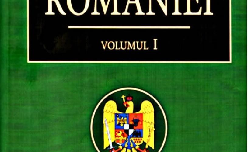 """Noua Enciclopedie a Romaniei"" va fi lansata marti, la Academia Romana"