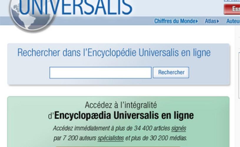 Encyclopaedia Universalis renunta definitiv la editia tiparita si va aparea exclusiv online