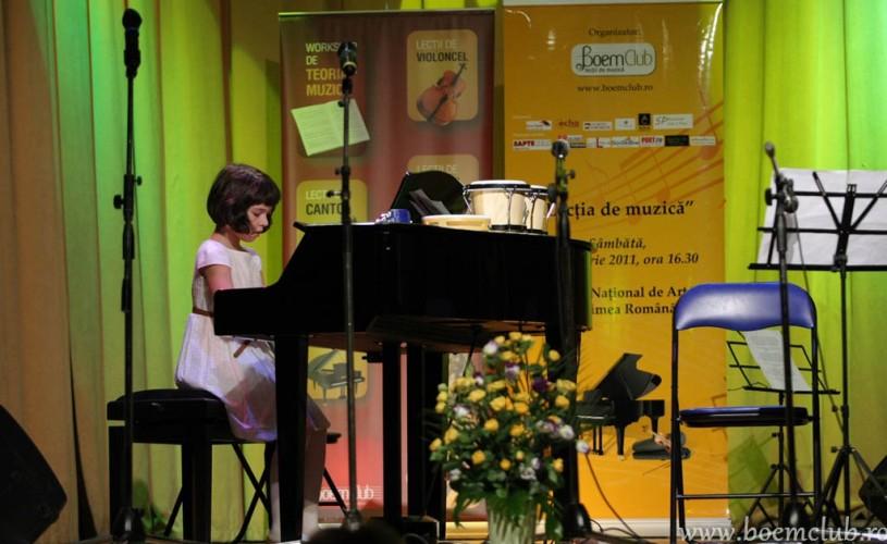 Comunicat de presa: Spectacol Concert Lumea Magica a Muzicii
