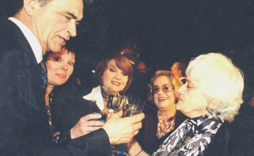 Margareta Paslaru: Iurie Darie emana frumusetea tineretii fara batranete