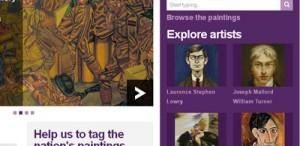 Probabil cea mai MARE colectie de pictura din lume: Un site creat sub forma unui