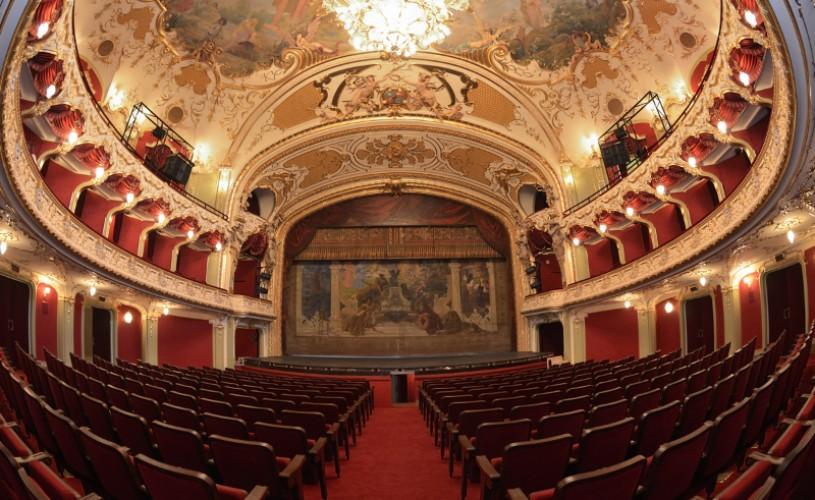 Troienele la Opera din Iasi