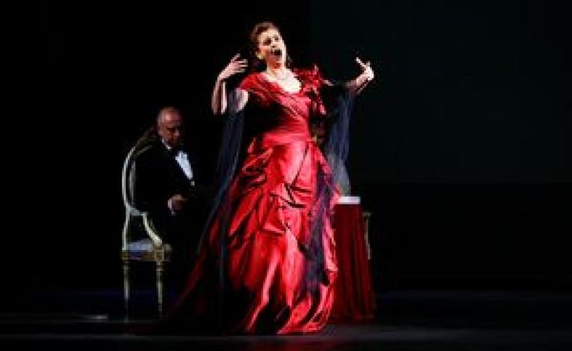 Felicia Filip sustine un concert extraordinar la Studioul Experimental de Opera si Balet
