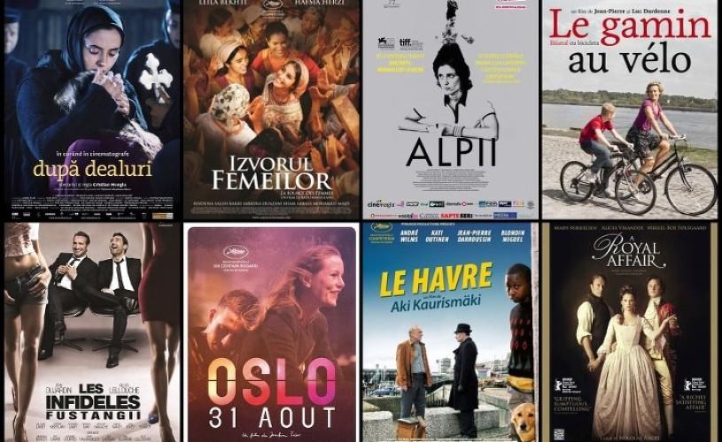 Program la Noul Cinematograf al Regizorului Roman