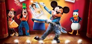 Mickey's Magic Show ajunge la Bucuresti intre 13 si 17 februarie