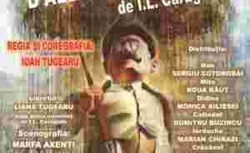 D'ale Carnavalului la Opera din Iasi