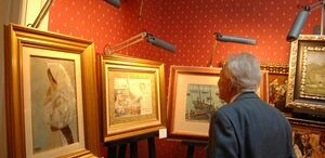 Casa de licitaţii Artmark scoate pe piaţă opere semnate de cei mai valoroşi pictori români