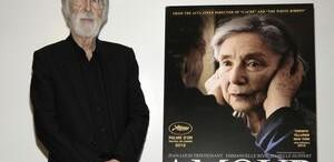 Filmul 'Amour' al lui Michael Haneke, nominalizat la zece categorii ale premiilor Cesar