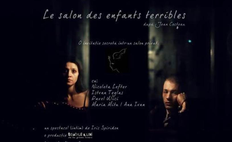 """Le Salon des Enfants Terribles:""""Nimeni nu ştie că joacă într-o piesă de teatru."""""""
