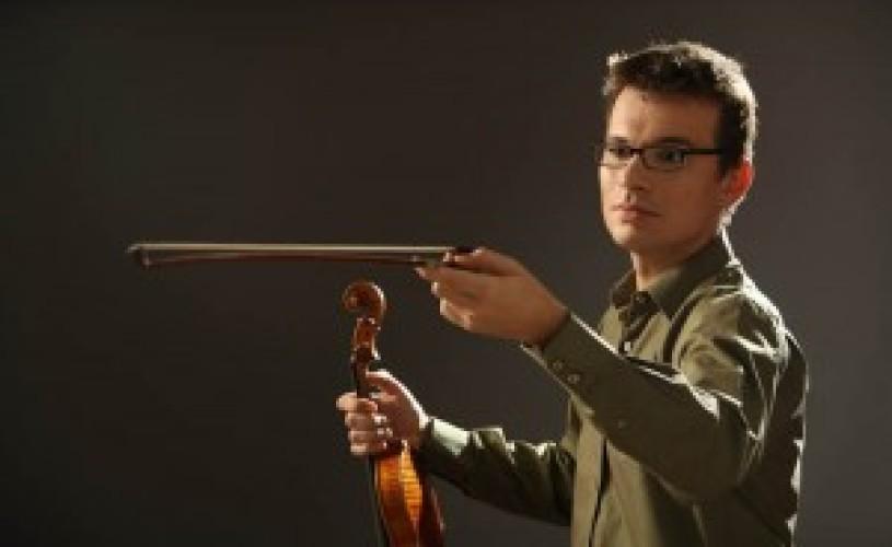 Alexandru Tomescu in concert la Opera Nationala