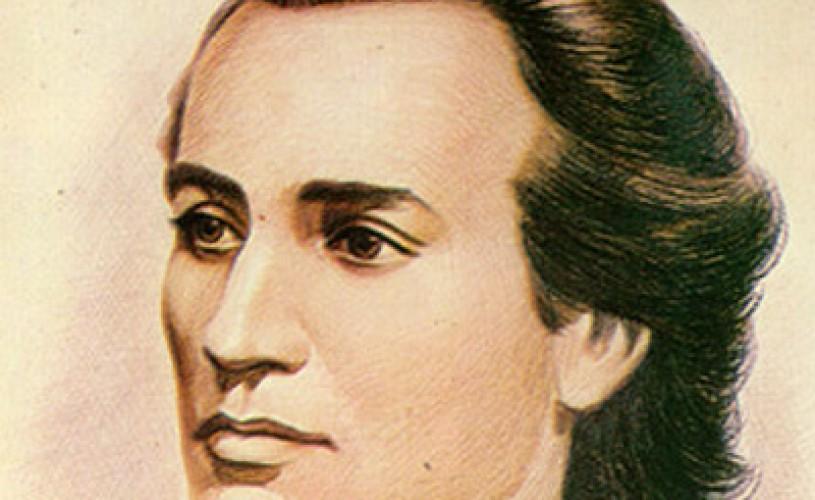 163 de ani de la naşterea lui Mihai Eminescu