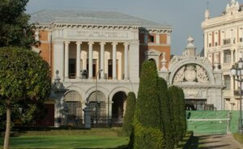 O 'bijuterie' a picturii franceze timpurii, expusă la Muzeul Prado din Madrid