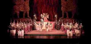 Povestea confruntãrii dintre evrei şi babiblonieni pe scena Operei Naṭionale