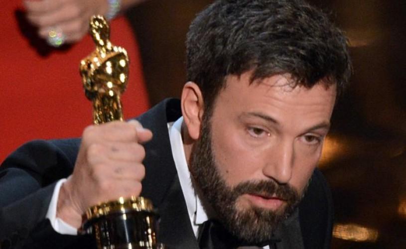 VIDEO Argo al lui Ben Affleck este marele câştigãtor de la ediṭia Oscarurilor din 2013