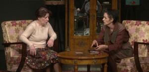 VIDEO EXCLUSIV Imagini din singurul spectacol de teatru în care joacă Luminiţa Gheorghiu