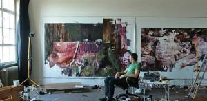 Tablou al unui pictor român vândut cu peste 140.000 de euro