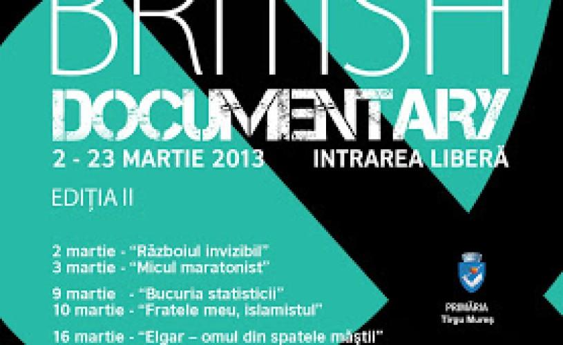 """British Documentary"" vine la Targu Mureș"