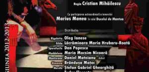Spectacolul Rigoletto vine la Opera Nationala Romana Iasi