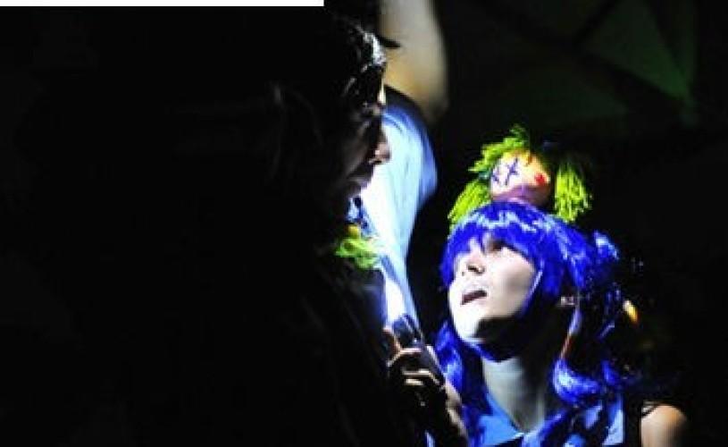 Spectacol cu specific dadaist la teatrul TABU