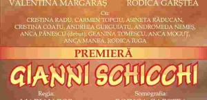 Gianni Schicchi în premierã la operã