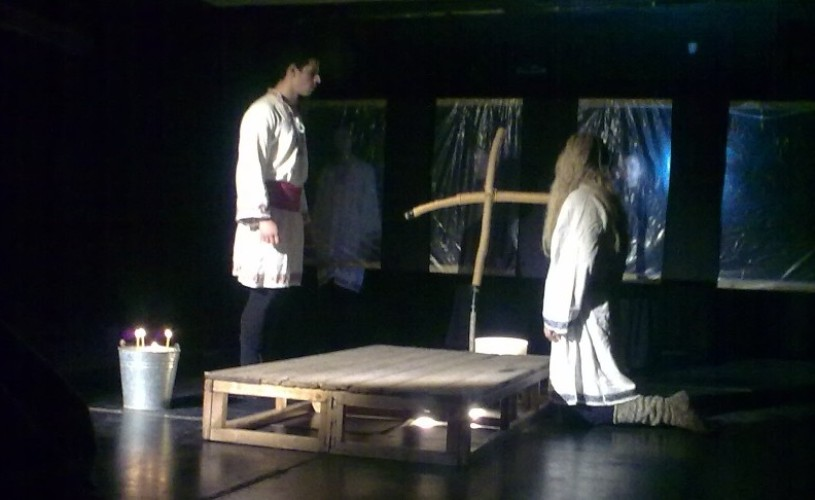 ,,Vlaicu-vodă'': noile talente excelează la Teatrul Studențesc din Pod