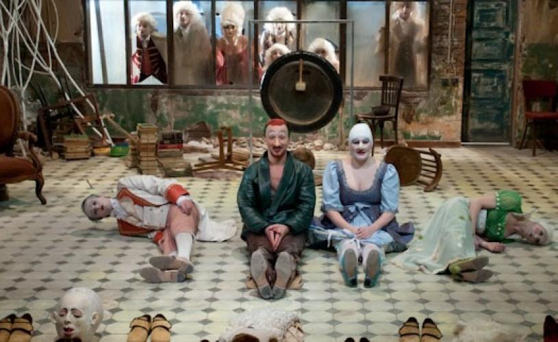 """Spectacolul ,,Leonce şi Lena"""", regizat de către Gábor Tompa, pornește în turneu la Praga"""