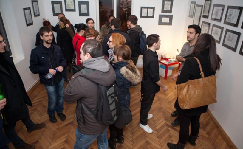 S-a deschis Art Hub, cel mai nou spațiu multifuncțional dedicat proiectelor artistice