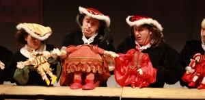 Teatrul Țăndărică organizează, în premieră în București, un spectacol de animație pentru adulți
