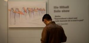Ilie Mihali expune la Tempo Art
