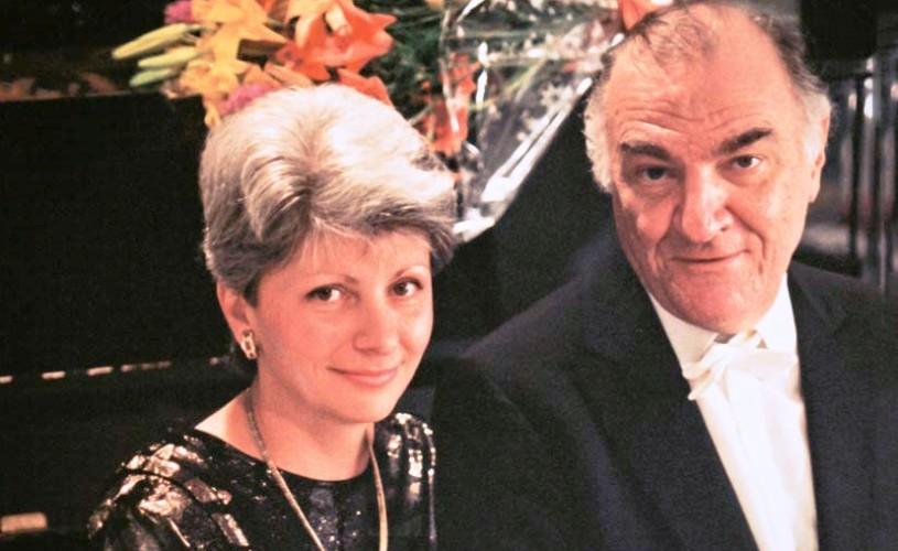 Celebrul pianist Valentin Gheorghiu își va sărbători cei 85 de ani prin lansarea unui disc