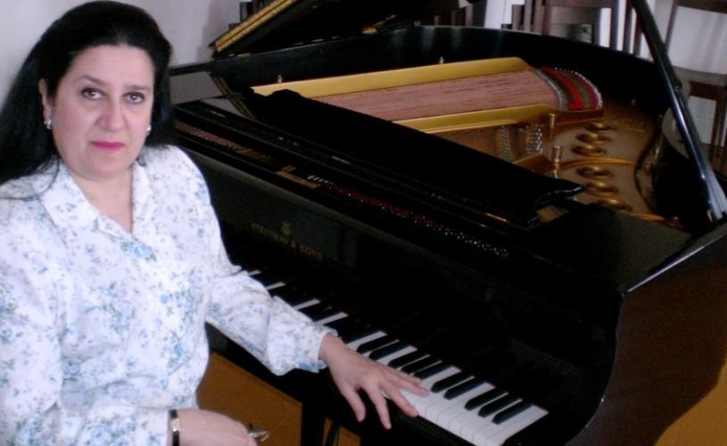 """Pianista Ilinca Dumitrescu va susține o conferință cu tema ,,Clasici ai muzicii românești-centenar Ion Dumitrescu"""" la TNB"""