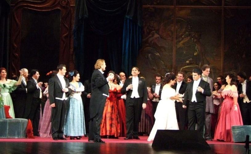 Opera Naţionalã Bucureşti sãrbãtoreşte 160 de ani de la premiera absolută a operei La Traviata