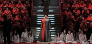 Soprana Silvia Sorina Munteanu va juca pe scena Operei Naționale București în concertul-spectacol ,,Turandot''