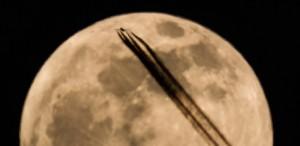 Luna, pândită şapte zile, pentru fotografia perfectă