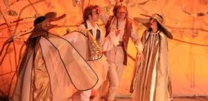 Teatrul Excelsior organizează astăzi Marele Bal al Poveștilor
