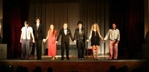 Serile Teatrului Studențesc: descoperă-i pe viitorii mari actori
