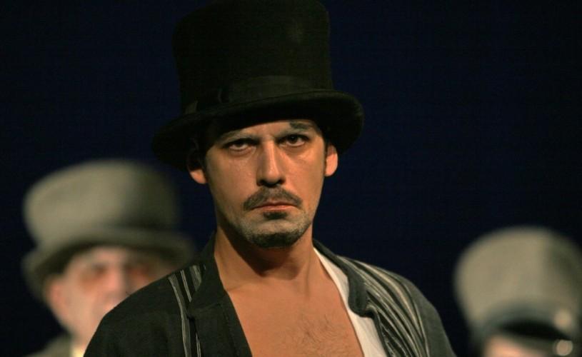 """Ştefan Bănică: """"În două ore, pe scenă, se poate derula o viaţă"""""""