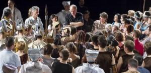 Spectacolul ,,Aida'' va fi jucat, în dublă premieră, la Opera Națională Română Iași