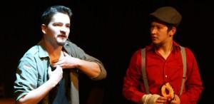 """Studenții de la Actorie din Sibiu prezintă spectacolul """"Romeo și Julieta"""" la Essen"""