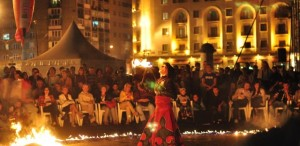 O vară plină de evenimente culturale în aer liber, în centrul Bucureștiului