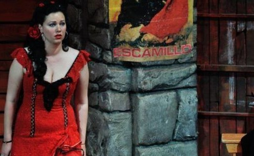 "Opera Braşov prezintă spectacolul ""Silvia"""